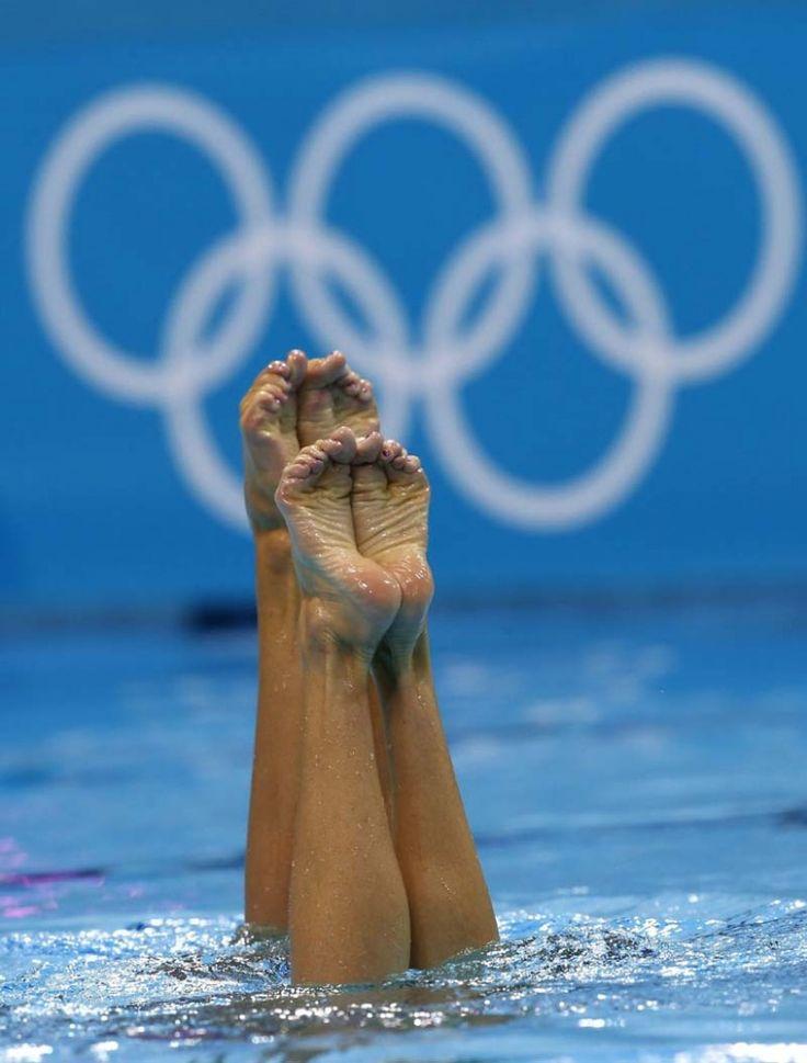 Juegos Olímpicos Londres 2012   Natación sincronizada   Deportes   Juegos Olímpicos Londres 2012   El Universo
