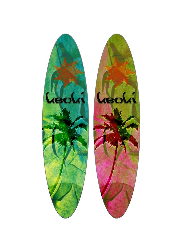 SurfBoard Pair 1