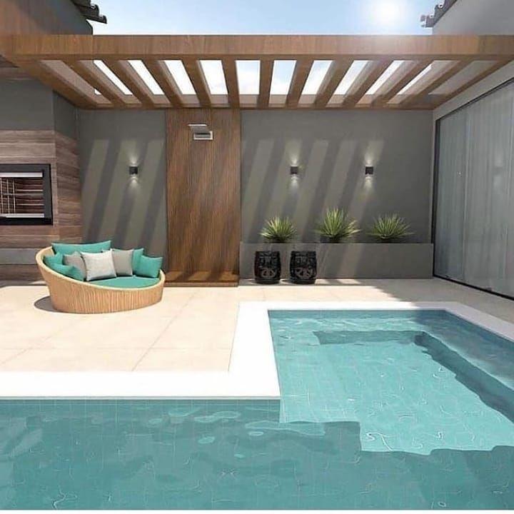 Piscinas Modernas Para Casas