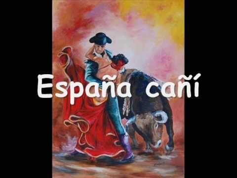Banda Municipal de Madrid El Pasodoble Español (LP) Completo - YouTube