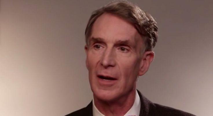 Bill Nye = The Science Guy