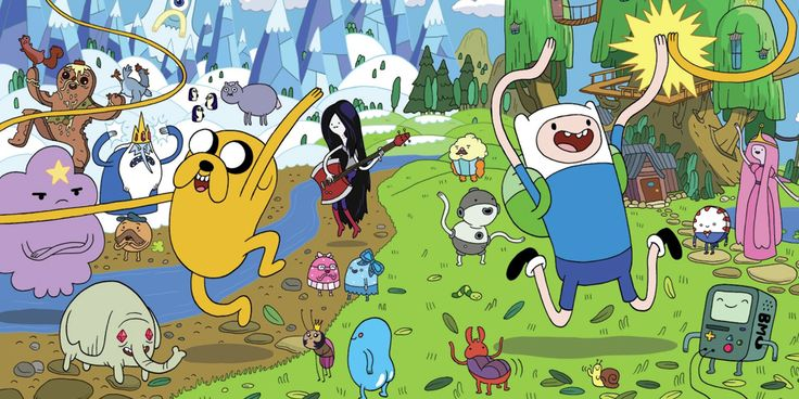 Cartoon Network signs for Adventure Time and Ben 10 video games