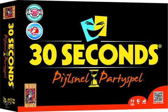 bol.com | 30 Seconds - Bordspel,999 Games | Speelgoed