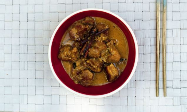 This is a traditional Malaysian curry that pulls no punches in terms of flavour.
