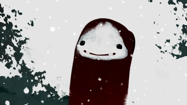 """""""The silence beneath the bark"""" by Joanna Lurie.  Synopsis : Dans une forêt géante couverte d'un grand manteau blanc, de drôles de petites créatures découvrent la neige... Elle les emporte dans un tourbillon d'ivresse et de joie à la rencontre d'étranges phénomènes."""