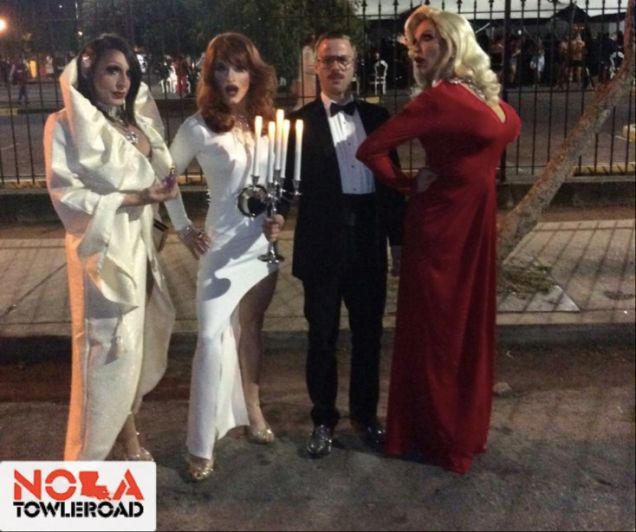 The Best Halloween Costumes On The Internet - OMG Death Becomes Her