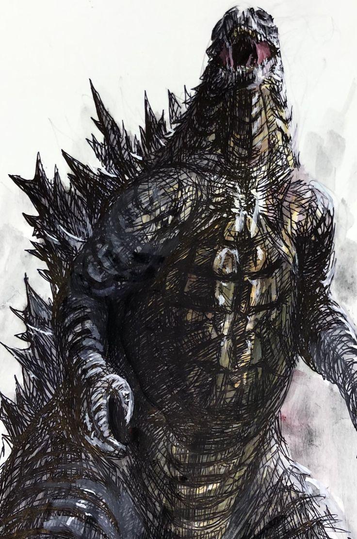 G・N・A on Godzilla tattoo, All godzilla monsters, Godzilla