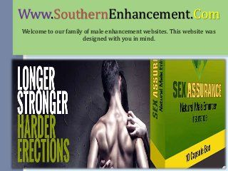 According to researchers, using natural male enlargement pills is a safer, reliable and effective way to get that increased stamina and stronger erection witho…