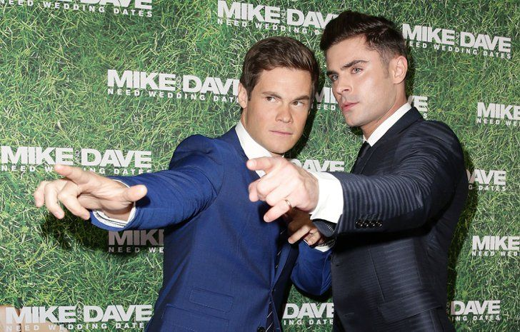 Pin for Later: 18 Times Zac Efron and Adam DeVine Took Their Bromance Off Screen When They Mastered the Bro Point
