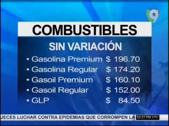 Suben Precios De La Gasolina Por Primera Vez En Siete Meses #Video