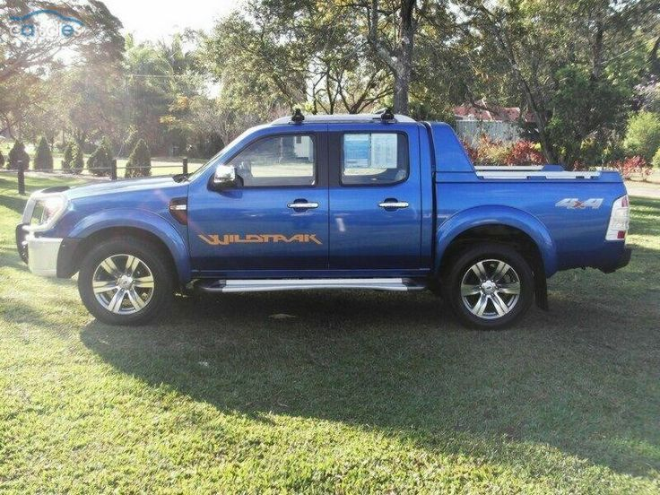 2009 Ford Ranger PK Wildtrak