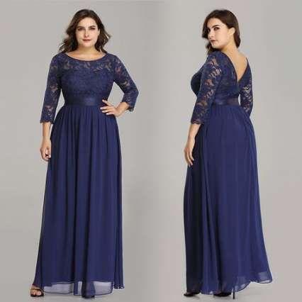 Dress bridesmaid sleeves navy blue 39  ideas