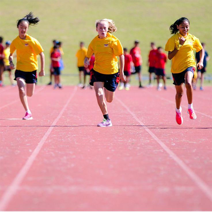 Whole School Athletics Day 2016