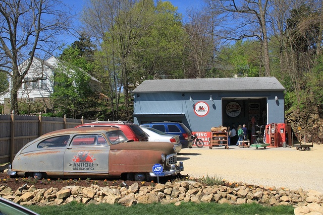 American Pickers Store Le Claire, IA