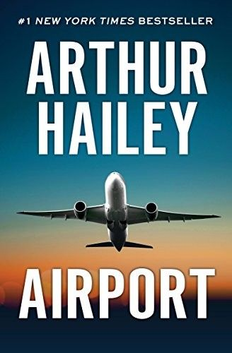 Image result for airport book arthur hailey