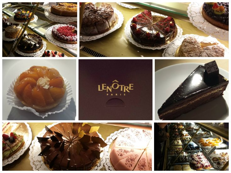 Still the best place for cake in #Berlin. The #LeNôtre boutique at the #KaDeWe…straight at the 6th floor. Enjoy!
