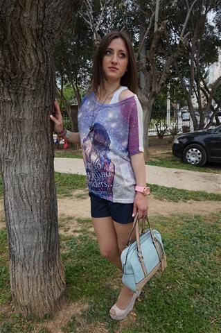 La Bella Donna - Μπλούζα Single Πλεκτή