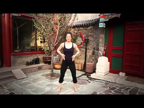 5 Element Qigong Practice for Wood (Liver and Gall Bladder) - YouTube