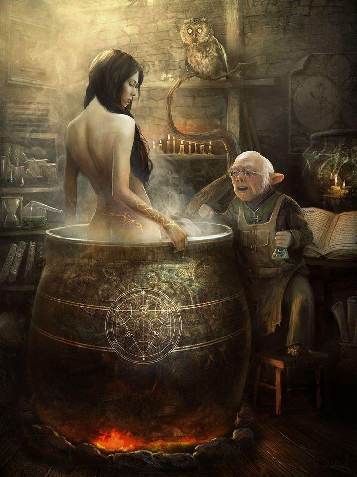 This makes me think, Wierd Science, medieval version