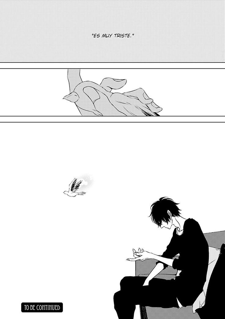 Hana to Junketsu 2 Sentimiento Yaoi & GO-K