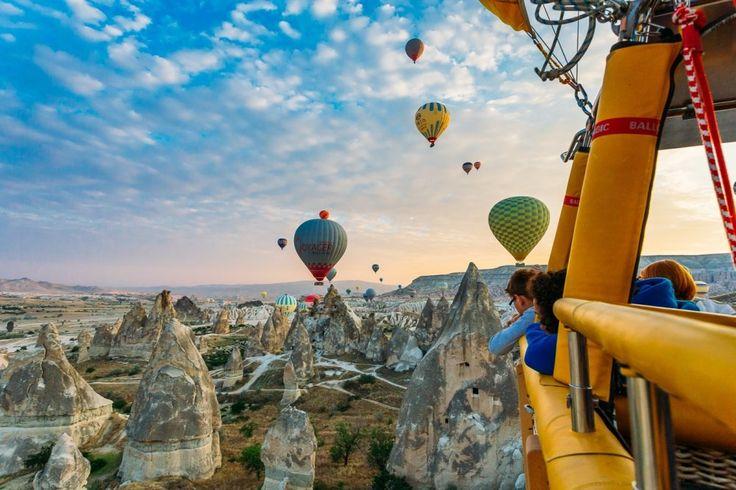 20 viagens sensacionais para fazer ao menos uma vez na vida
