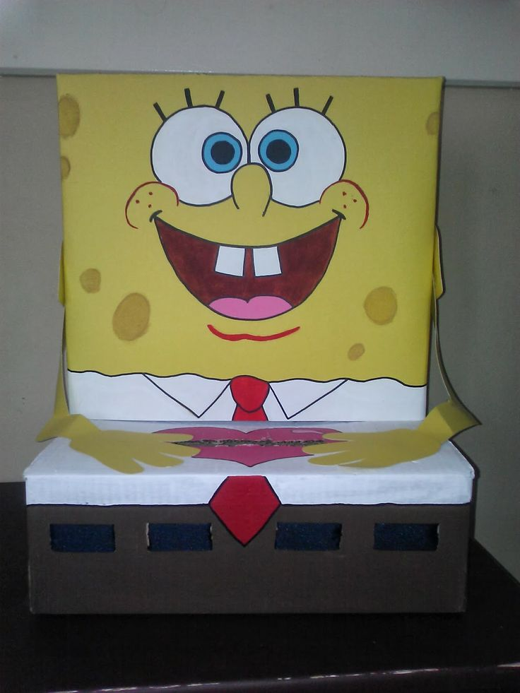 valentine's day spongebob