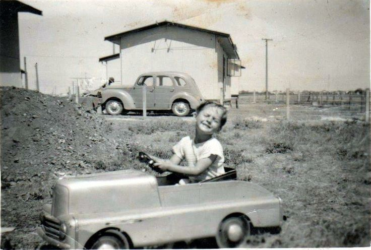 My real first car :) - about 1951