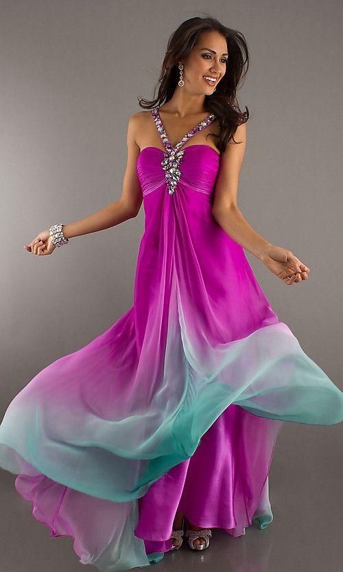271 best Prom! images on Pinterest | Ballroom dress, Evening gowns ...