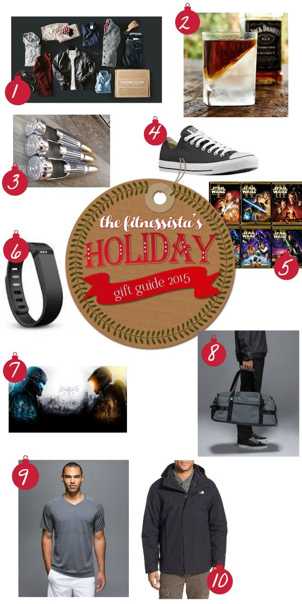 2015 Holiday Gift Guide: for him