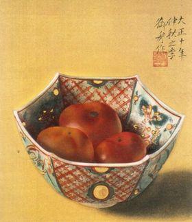 速水御舟(Gyoshū Hayami) photo