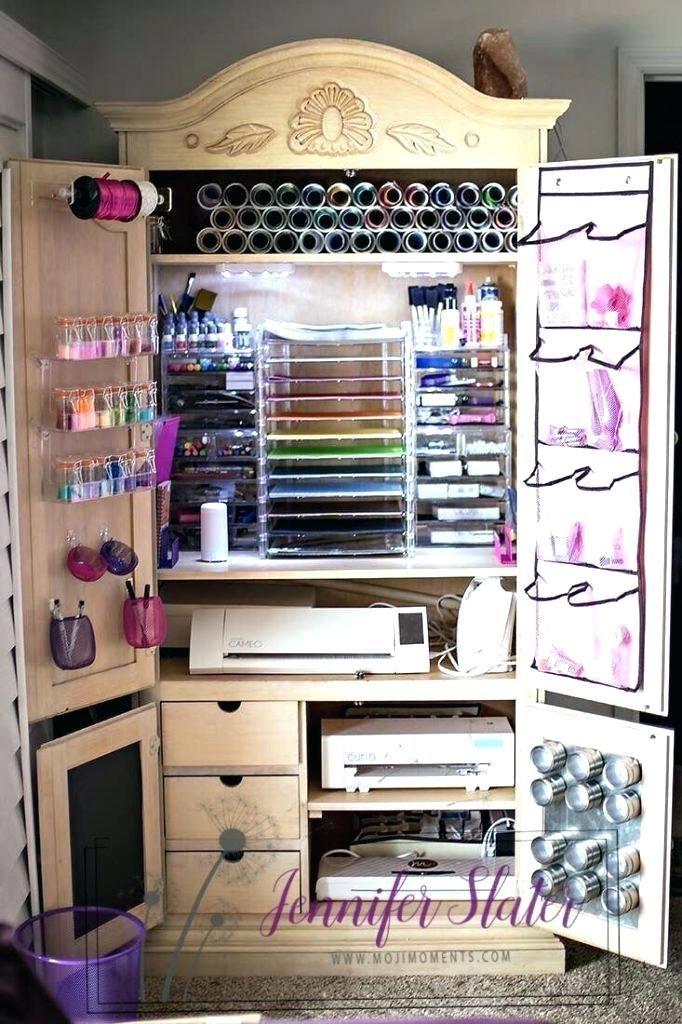 Scrapbook Storage Ideas Cabinets Furniture Cabinet Organizers Best