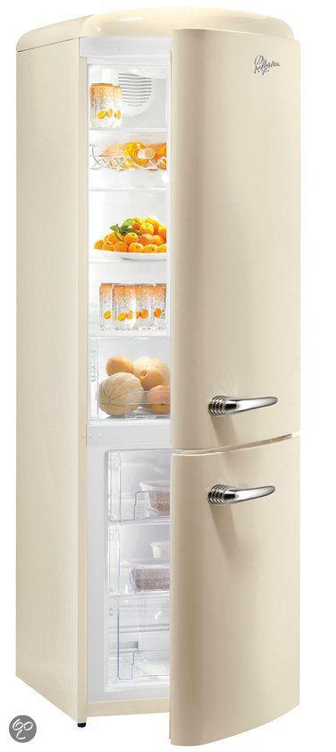 Pelgrim retro koelkast