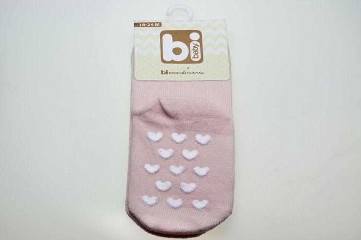 bibaby bebek kaydirmaz çorap