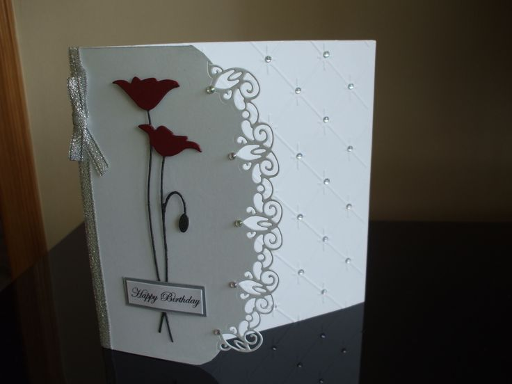Handmade 90th Birthday Card Ideas