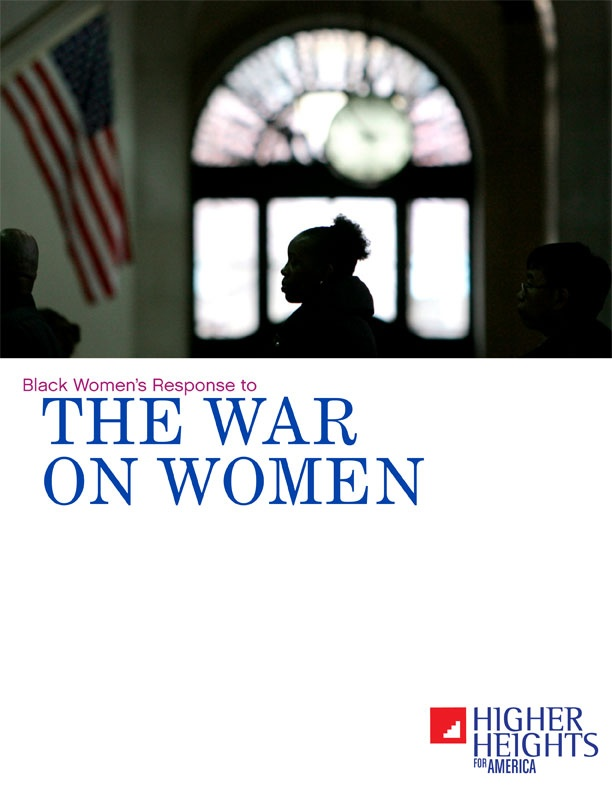This report examines the country's nearly 22 million Black women, exploring their alarming health and socio-economic status as well as their growing political and economic influence, and offers suggestions on how to increase the involvement of these women in the policy debates that most impact their quality of life.