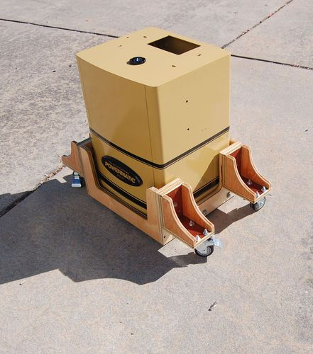 UNIVERSAL POWER TOOL MOBILE BASE IDEA * - by tyvekboy @ LumberJocks.com ~ woodworking community