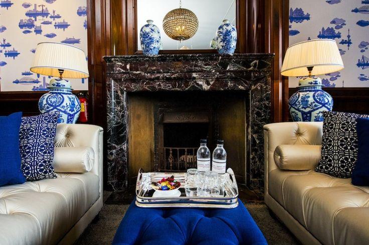Hotel New York Rotterdam http://www.estida.nl/portfolio-posts/hotel-new-york-rotterdam/ #design #interior #suite #ESTIDA
