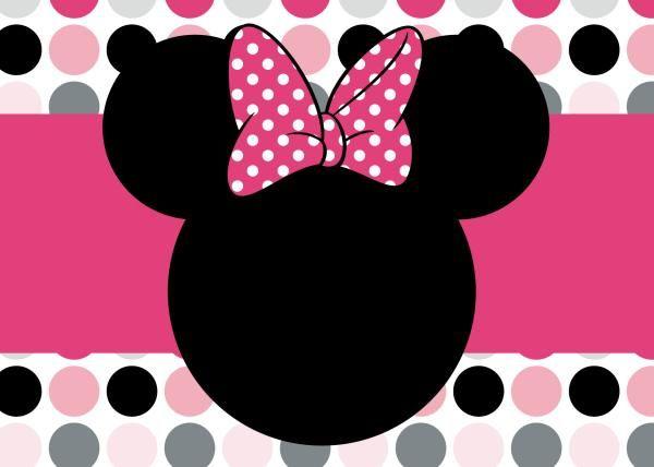 Invitaciones de cumpleaños de Minnie!! | Aprender manualidades es facilisimo.com