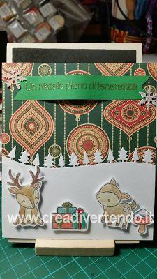 CreaDivertendo: Un tenero Natale