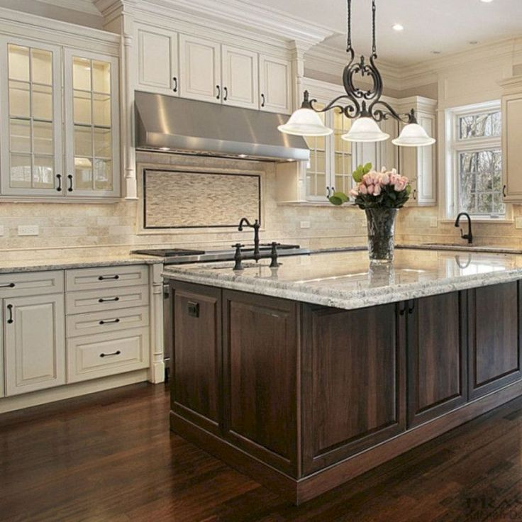 Remodel Kitchen With White Cabinets: Pin By Sati Sharon On KITCHEN
