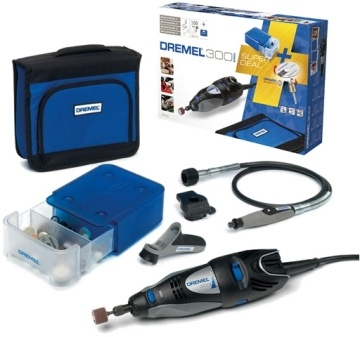 Dremel 300 Series Gift Kit - Dremel available at Multi Tools