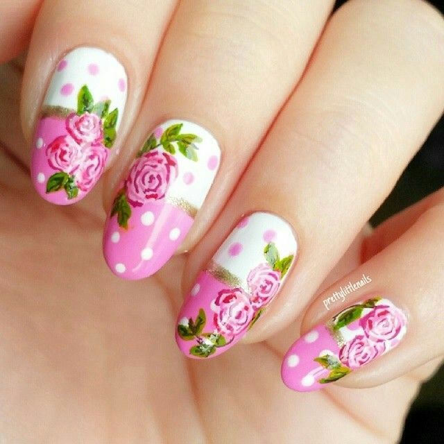 90 Best Rositas Images On Pinterest Cute Nails Perfect Nails And