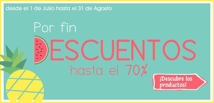 ¡Oferta del día!  #descuento #bebe #sales #rebaja #verano #bebe #hijo #hija #padre #mama #españa #rosaoazul