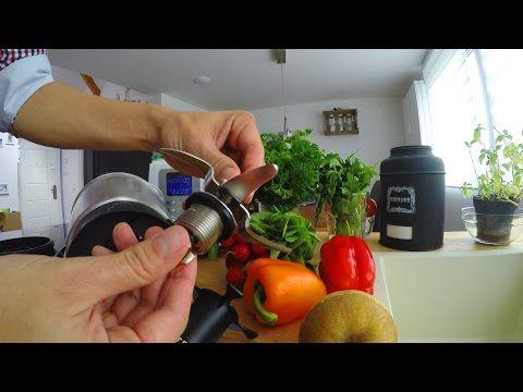Messer herausnehmen - Anleitung u.Test | Küchenmaschine mit Kochfunktion | Aldi Süd - studio - Mixer - YouTube