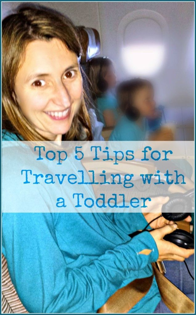 Planning a trip with a Toddler, then check out these 'Top 5 Tips'