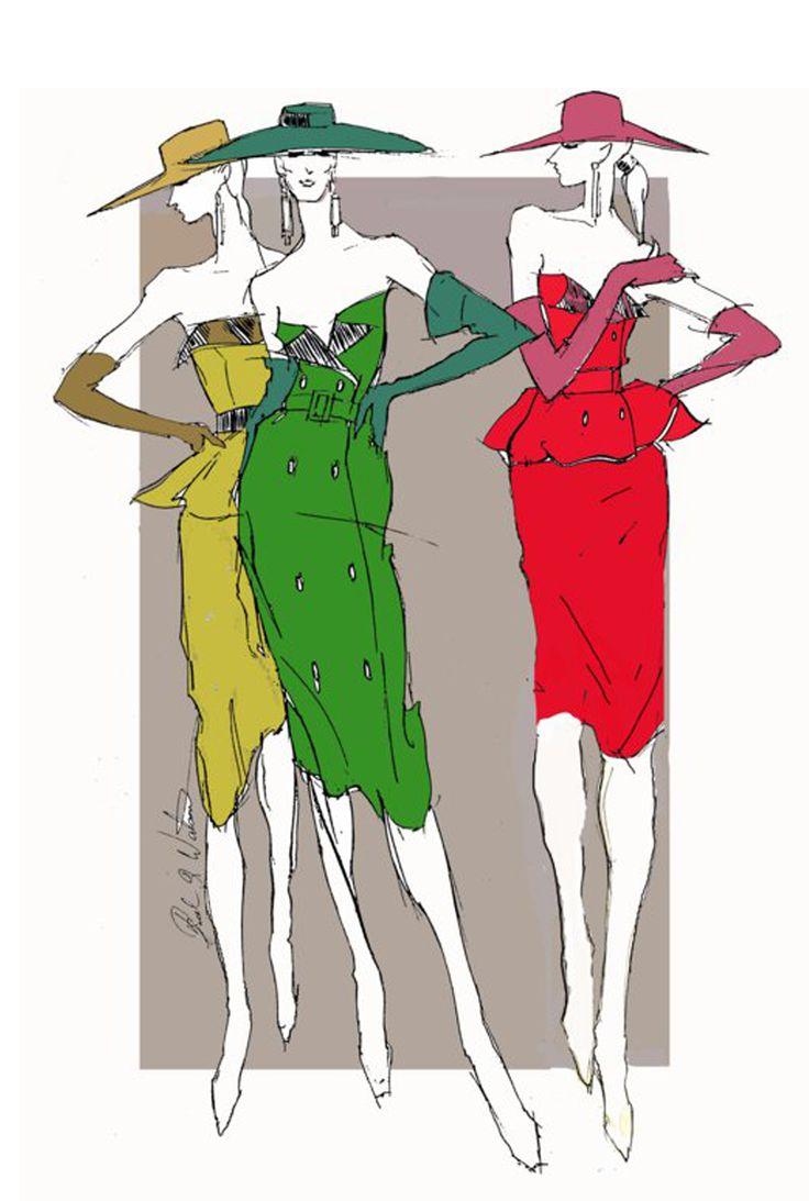Fashion Drawing..