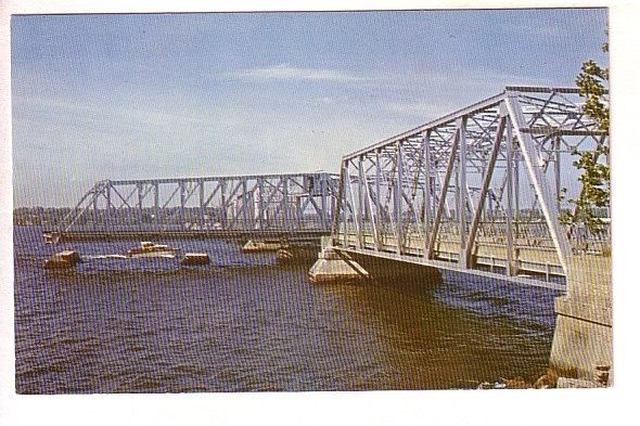 The Bridge I remember when we moved to Belleville in 70's