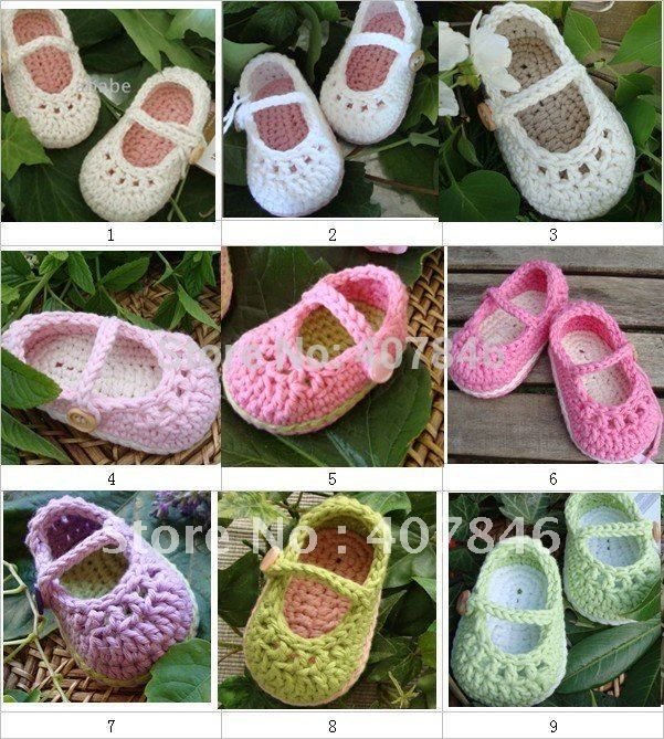 38 Best Baby Booties Images On Pinterest Baby Slippers Crochet