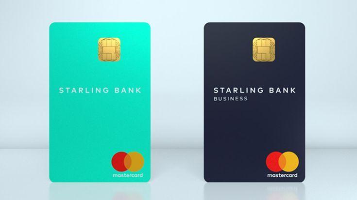 Starling Bank Launches Vertical Debit Card Decor Ideen Debit Card Design Credit Card Design Prepaid Debit Cards