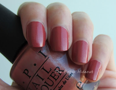 OPI Schnapps Out Of It! - Germany Collection